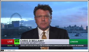 Prof Chris Bellamy on RT TV