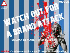 brand attack mash up