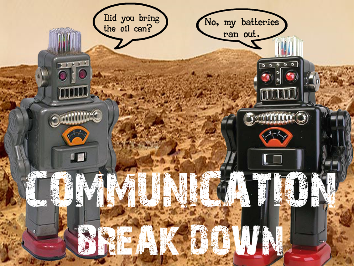 communication breakdown Communication drives a project and keeps your team focused on the same goals   avoid communication breakdowns on your creative projects.