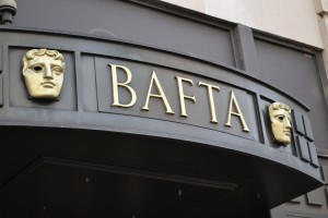 Bafta main door