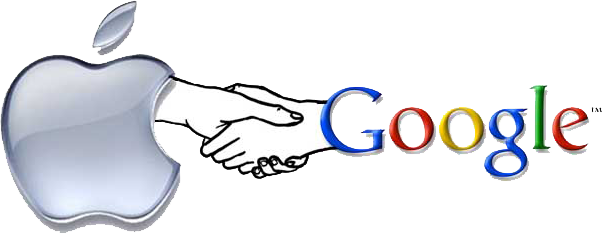 Google and Apple agmt