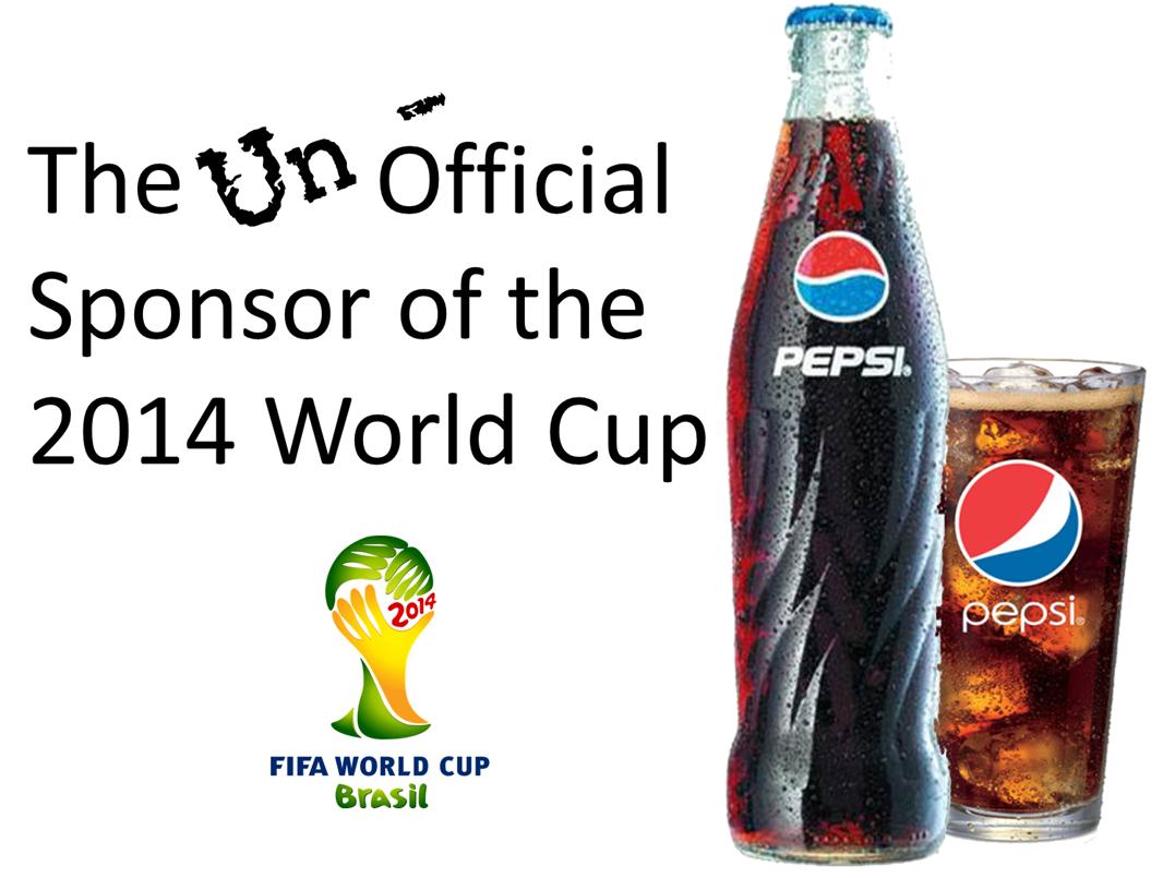 Pepsi unofficial