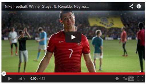 Nike ad 2014