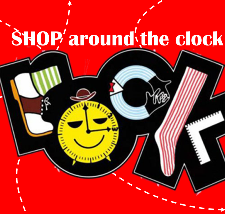 shop around the clock
