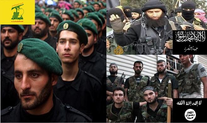 hezbollah-vs-al-Qaeda