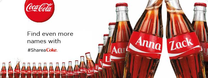 Coke campaign