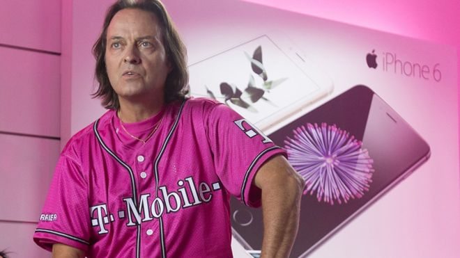CEO T-Mobile