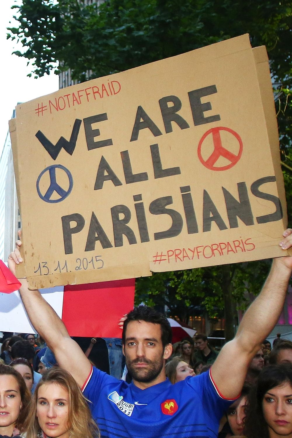 We are all Parisians