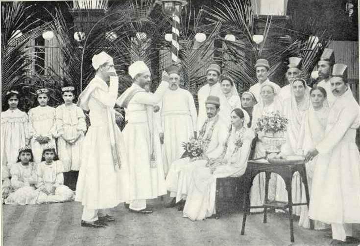 Parsee_Wedding_1905