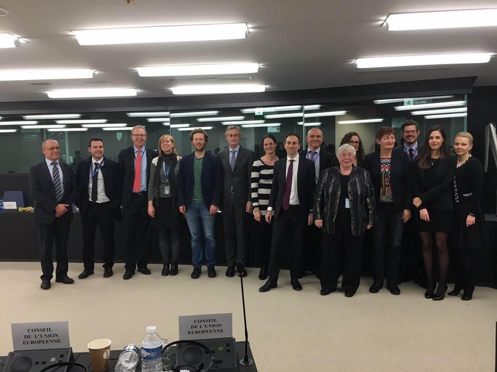 The negotiators behind GDPR